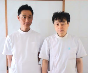 Mr.Asano and Ken